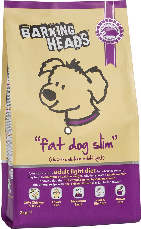 Barking Heads Fat Dog Slim (2kg)