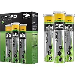Science in Sport 310001 Go Hydro hidratación, limón, paquete triple
