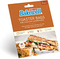 Bakewell Toaster Bags