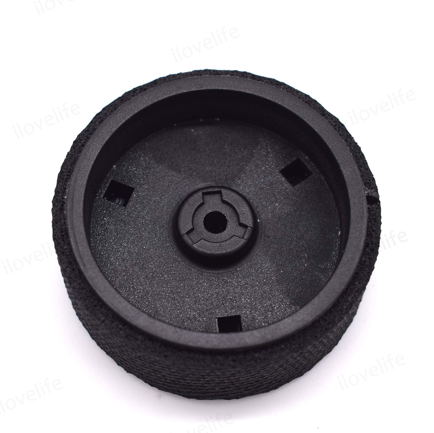 2 Caster Wheels 2 Wheel Tires for iRobot Braava 380 380t 320 Mint 4200 5200C ilovelife Replacement Wheels Tires Parts Kit Replenishment Caster Wheel with Tyres Accessories