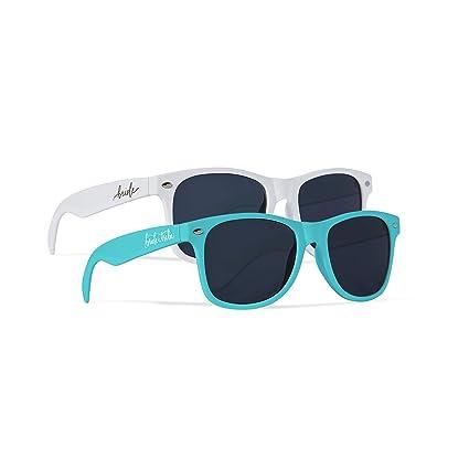 Juego de 10 gafas de sol para novia y tribu de novia ...