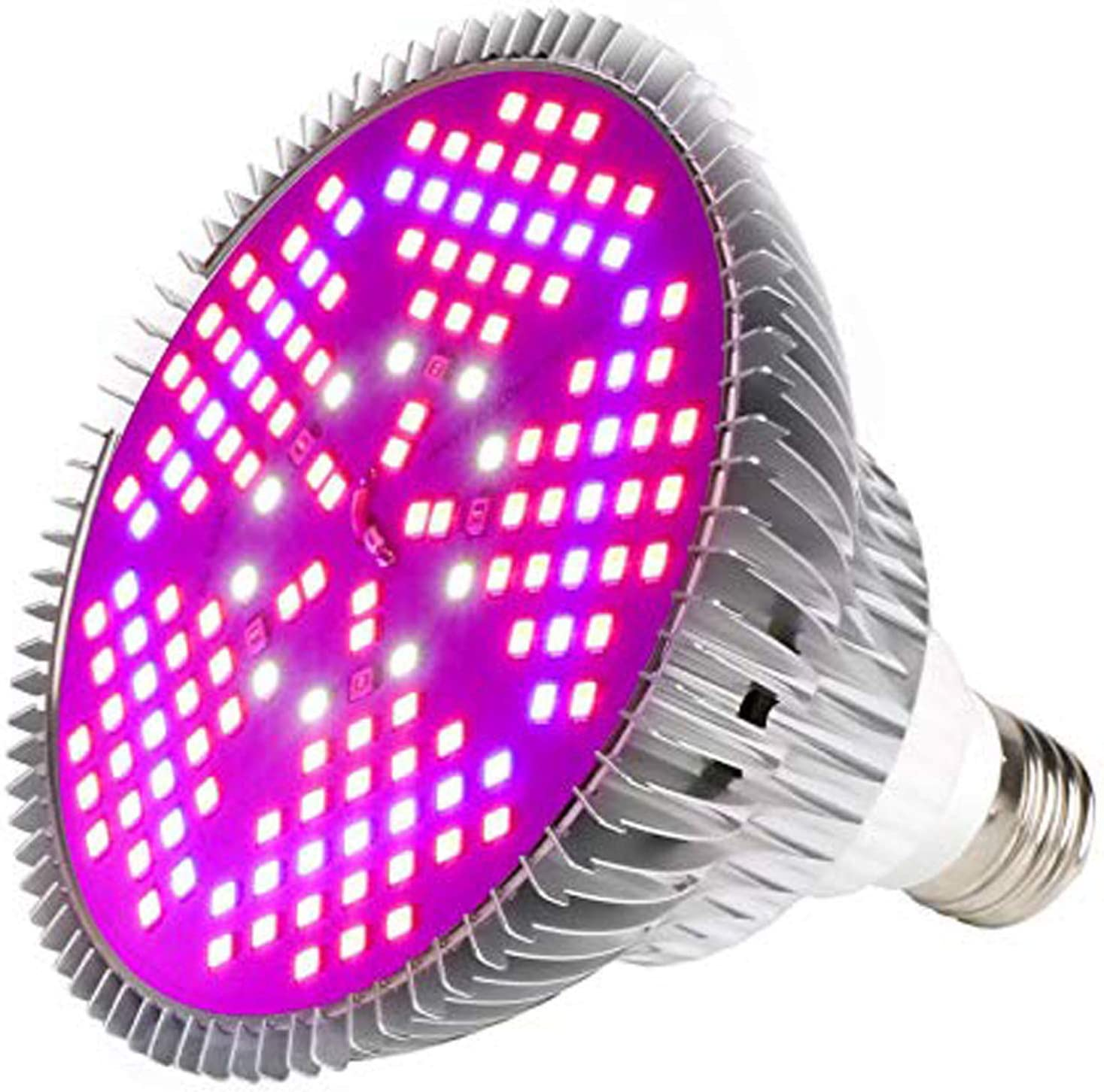 LED Grow Light Full Spectrum Indoor Hydroponic Plant Flower Growing Lamp Bulb