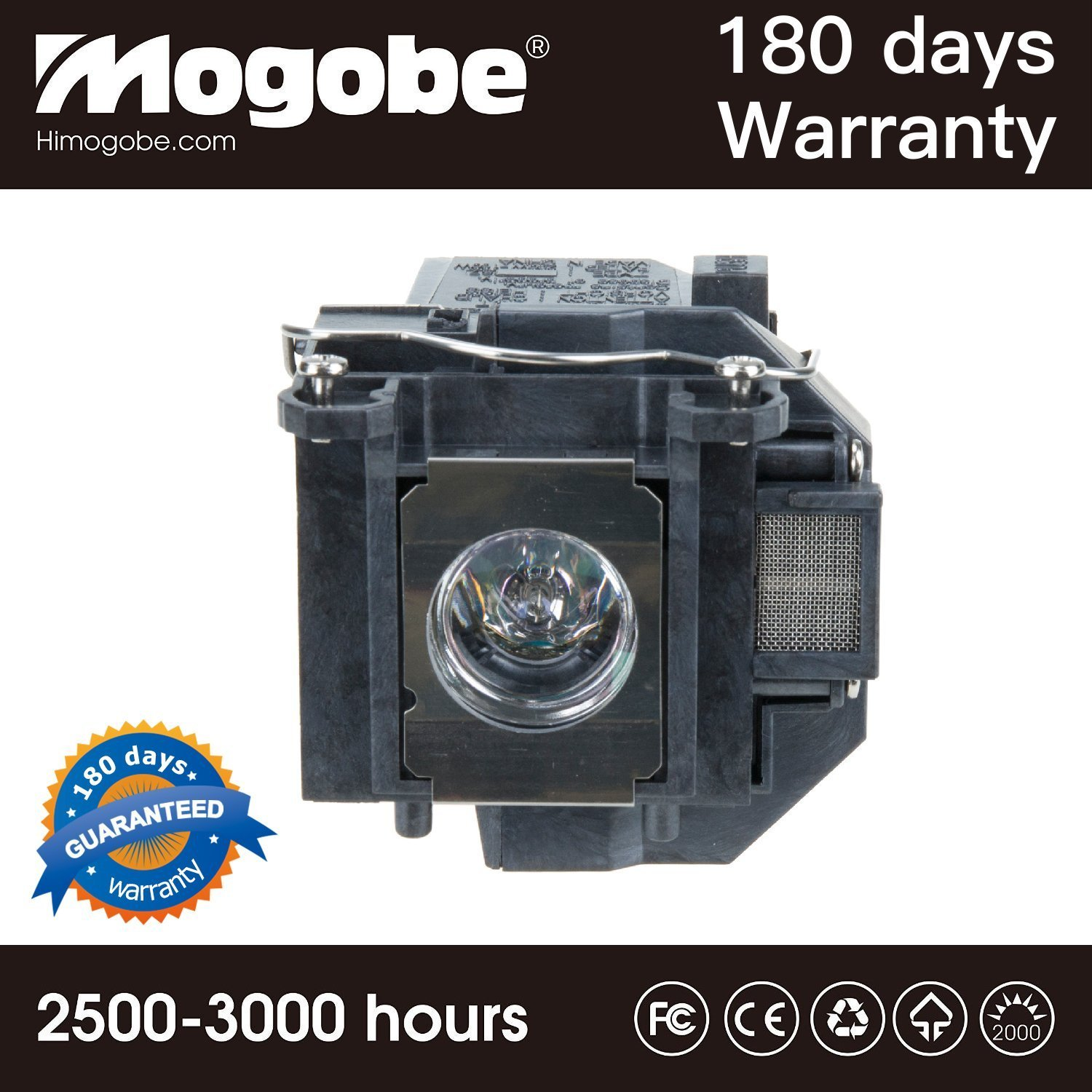 3LCD Projector Replacement Lamp Bulb Module For EPSON H360A H373A H373B H373C H373F H416A