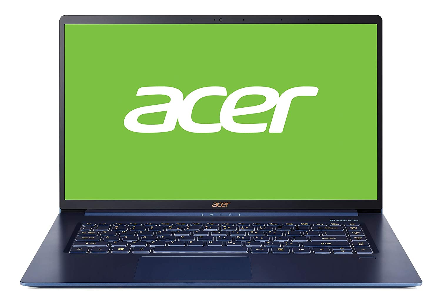 Acer Swift 5 | SF515-51T-52YA - Portátil Ultrafino 15.6