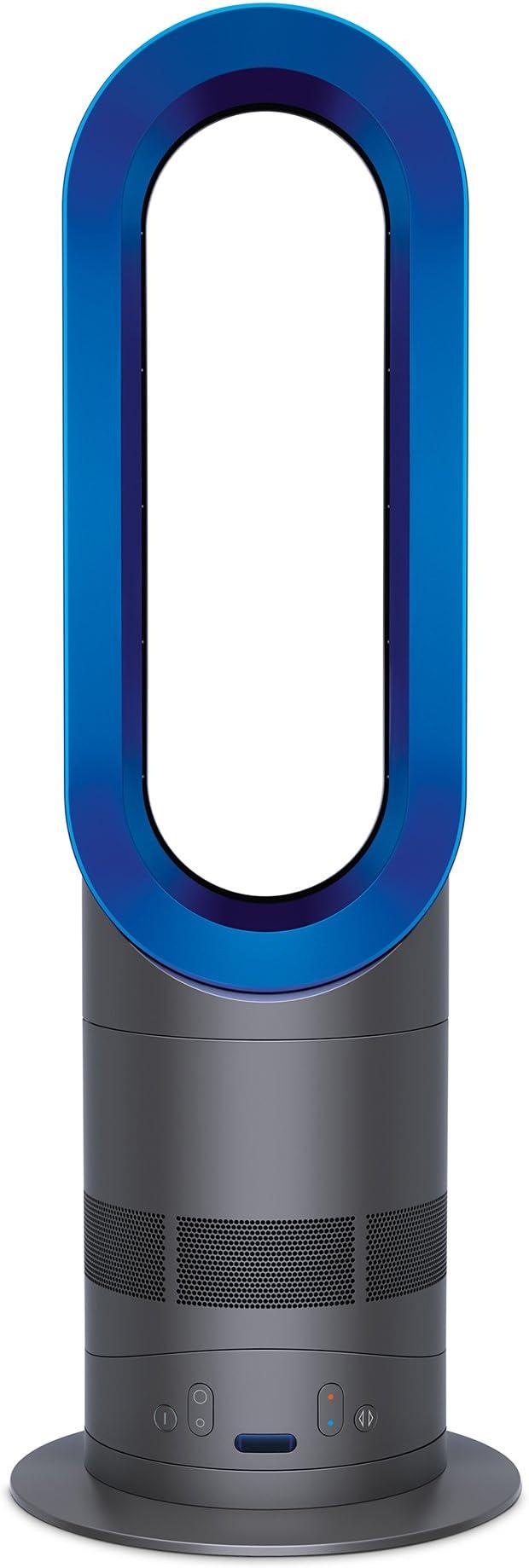 Dyson AM05 Hot + Cool Fan Heater, Blue