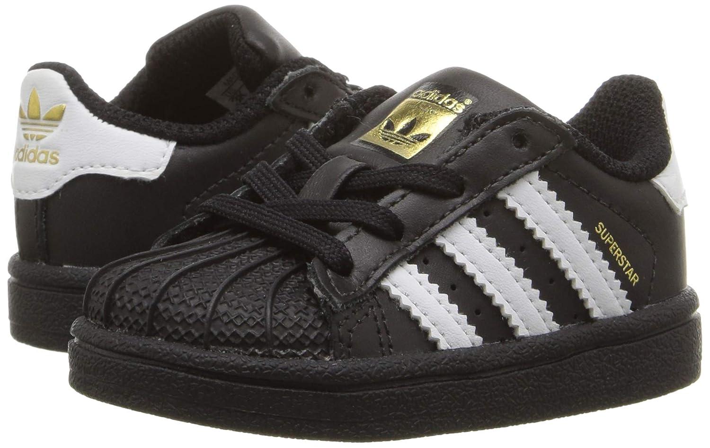 the latest 04814 c718e Amazon.com   adidas Originals Kids  Superstar I Sneaker   Sneakers