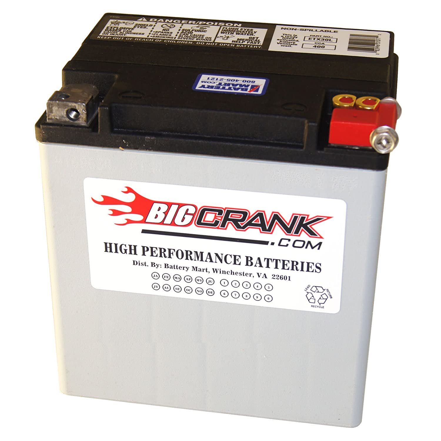 Best Motorcycle Batteries Reviews
