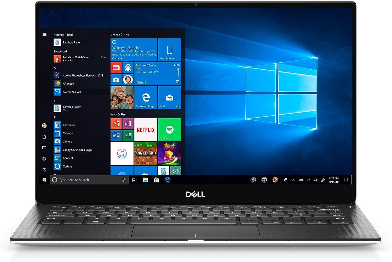 Dell XPS 13 9380, XPS9380-7960SLV-PUS, 8th Generation Intel Core i7-8565U, 13.3