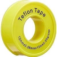 GARDENA PTFE-afdichtingstape: Afdichtingstape van teflon voor het afdichten van alle schroefdraden zonder rubberen…
