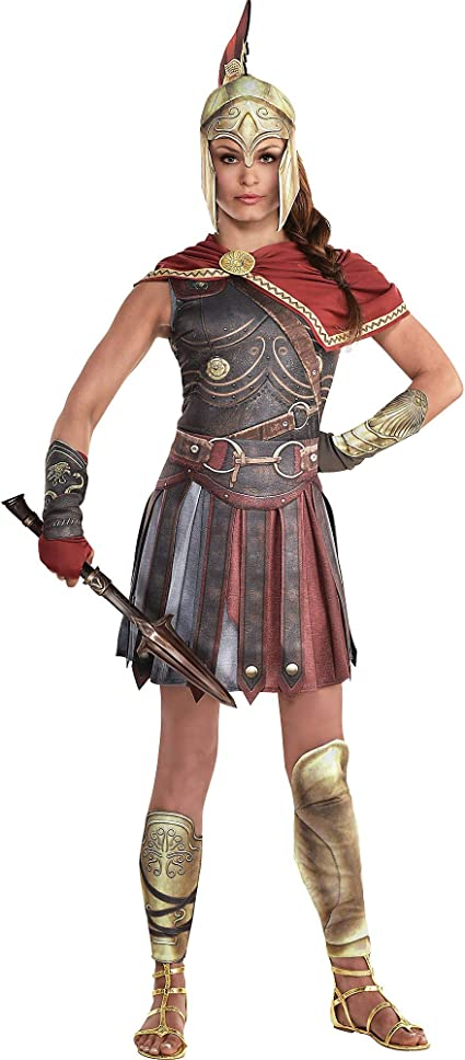 Amazon Com Party City Kassandra Halloween Costume For Women