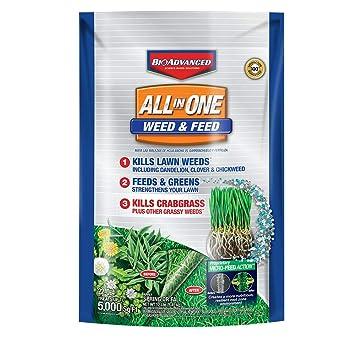 bioadvanced 704416d 5 m Todo en Uno hierba y piensos ...