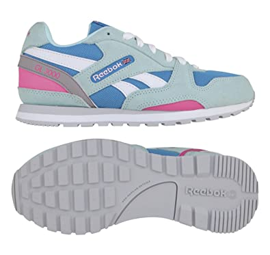Reebok GL 3000 Classic Shoe (Little Kid Big Kid) 3d96cc7a3