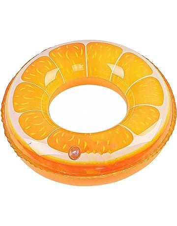 TOYMYTOY Anillo de natación inflable Piscina Juguetes de playa Flota de natación tubo para niños (