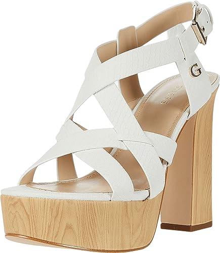GUESS Women's Jolley Heeled Sandal