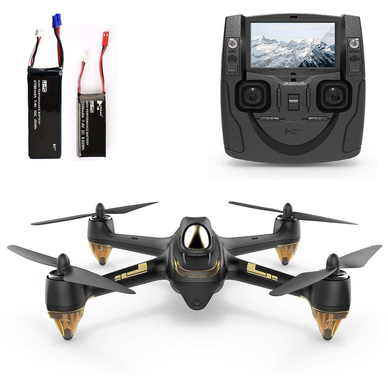 HUBSAN x4 H501S Cuadricoptero Negro Standard Edidtion: Amazon.es ...