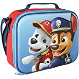 Paw Patrol 2100001939 Chase and Marshall 3D Effect Insulated Cooler Lunch Bag