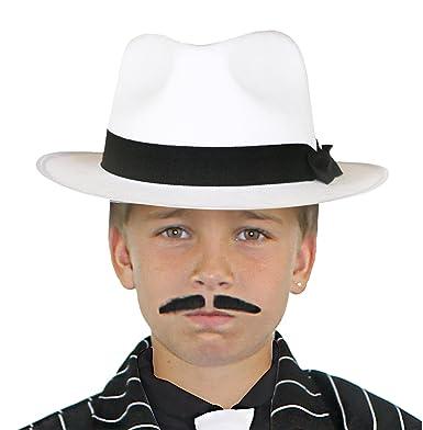 028c8346512a9 ILOVEFANCYDRESS – Sombrero de gánster negro