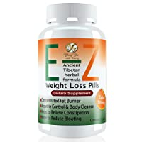 E-Z Weight Loss Pills Rapid Weight Loss Fat Burner and Appetite Suppressant Diet...