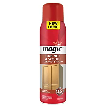Magic 17 Oz. Wood Furniture Cleaner