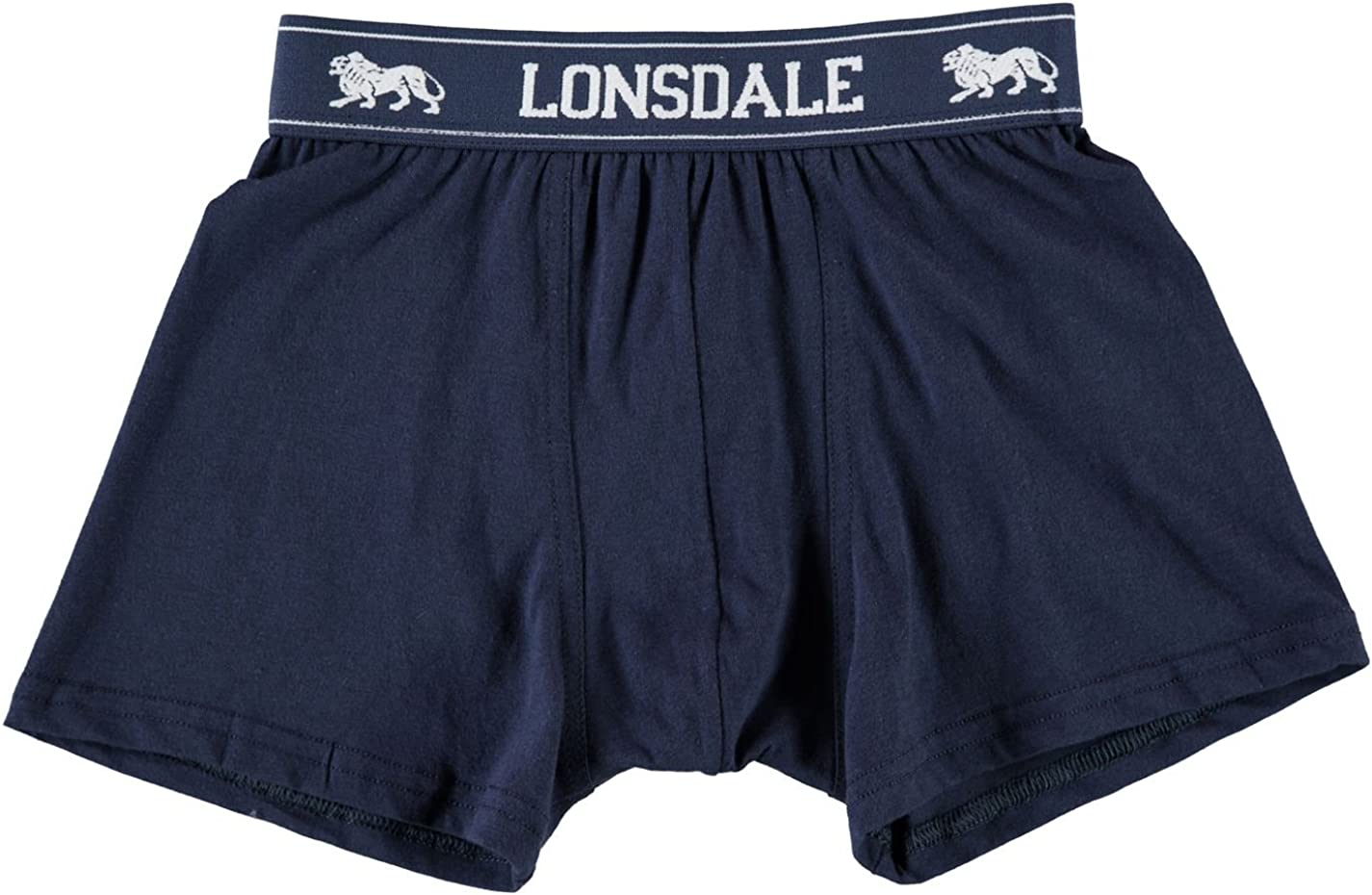Lonsdale Boys 2 Pack Trunk