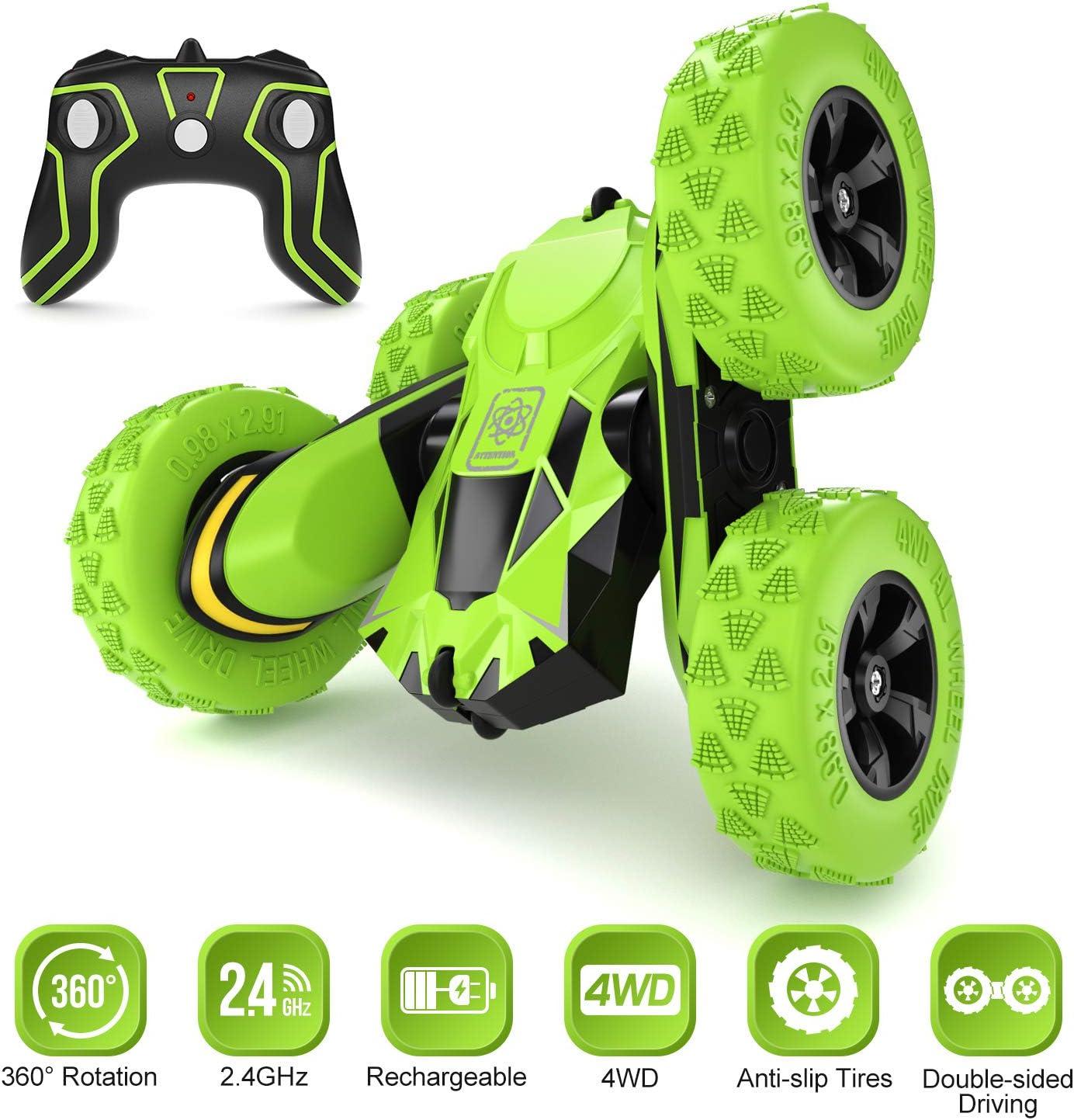 SGILE RC Stunt Car Toy