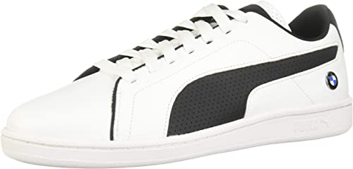 Amazon.com | PUMA Men's BMW MMS Court Perf Ankle-High ...