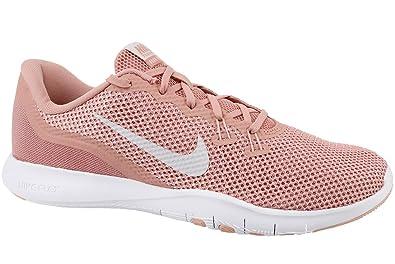 cheap for discount 28e38 61da0 Nike Flex Trainer 7 WMNS 898479-610, Baskets Femme, Mehrfarbig (Pink 001),  EU  Amazon.fr  Chaussures et Sacs