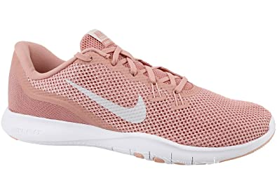 info for 58c2c f595f Nike Flex Trainer 7, Chaussures de Running Compétition Femme, Multicolore  (Rust Pink