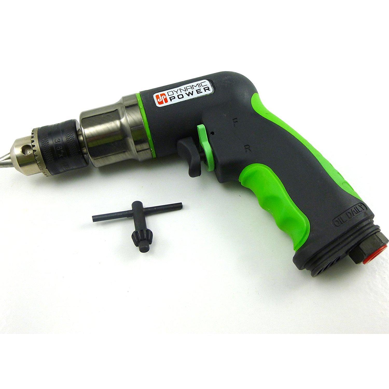 Dynamic Power 3/8'' Reversible Drill D318131