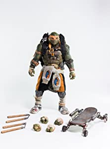 ThreeZero TMNT Out of the Shadows: Michelangelo 1:6th Scale Figure
