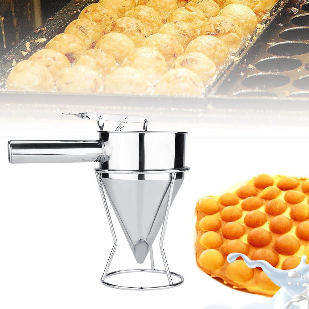 Harwls Baking Tool Pancake Batter Dispenser Cake Dispenser Funnel Batter Cream Tool