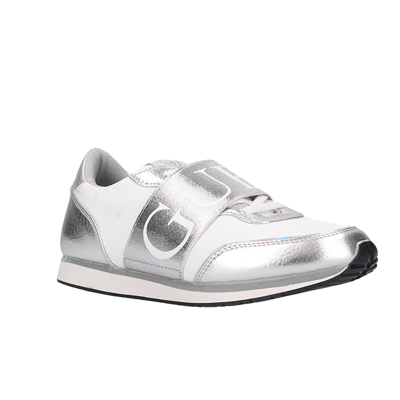 GUESS Zapatillas_FLSNG1FAP12-SILVE 38 EU|Plateado En línea Obtenga la mejor oferta barata de descuento más grande