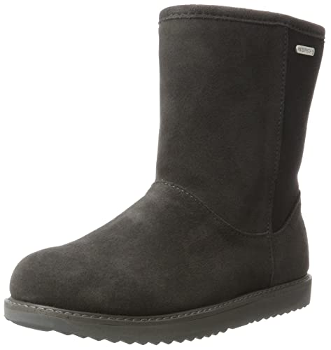 Emu Australia Women's Paterson Classic Lo Charcoal Snow Boots Official Site Cheap Best Clearance 2018 How Much Cheap Online V7yIe3NRnl