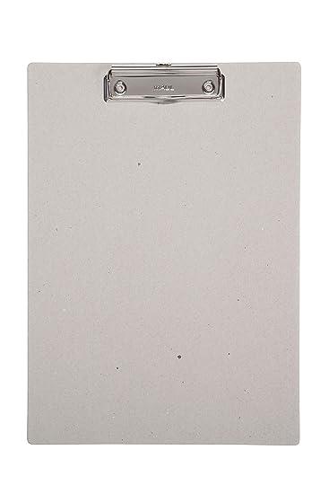 3 Klemmbretter A4 schwarz Schreibbrett m Halterung Klemmmappen 23,5 x 32 cm Neu