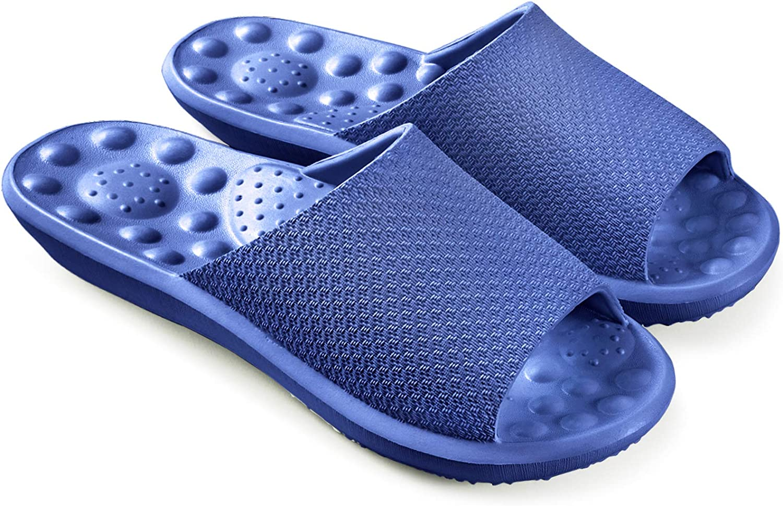 BULLIANT Sandalia Piscina para Mujeres Zapatos de Playa y Piscina Chanclas Playa