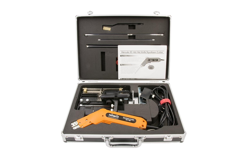 Amazon.com: Hot Knife Foam Heat Cutter Kit, Handheld Heat Cutter ...