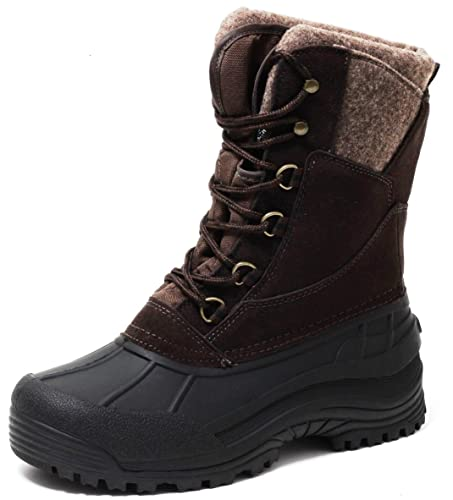 Alu Winterstiefel Boots Warm Thermofutter Canadian Mit odxeBrCW