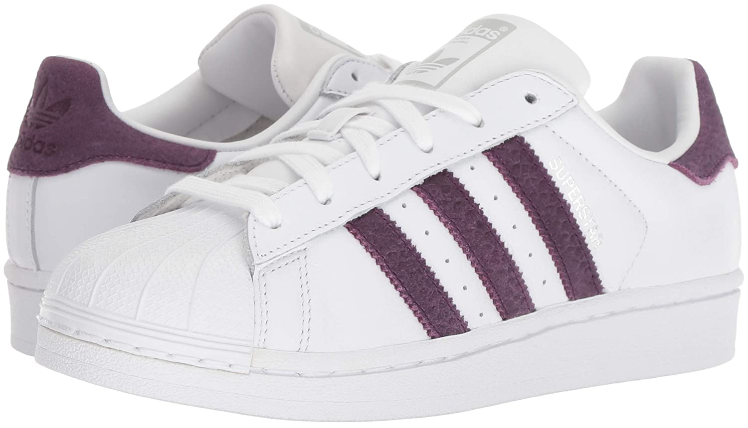 Adidas-Superstar-Women-039-s-Fashion-Casual-Sneakers-Athletic-Shoes-Originals thumbnail 38