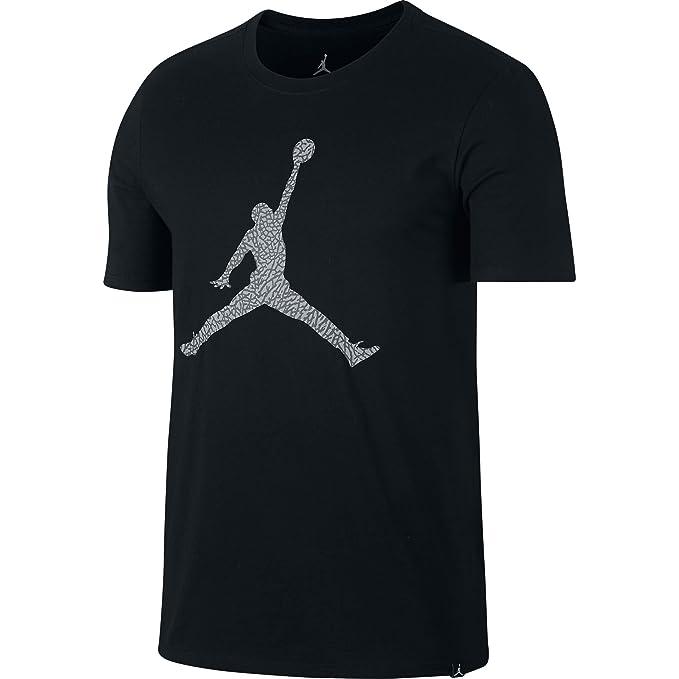 t shirt jordan argento