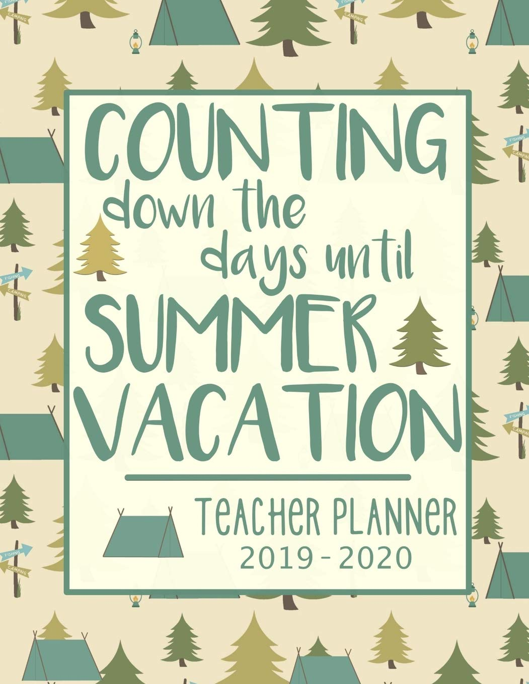 How Many Days Until Christmas 2020.Counting Down The Days Until Summer Vacation School Teacher