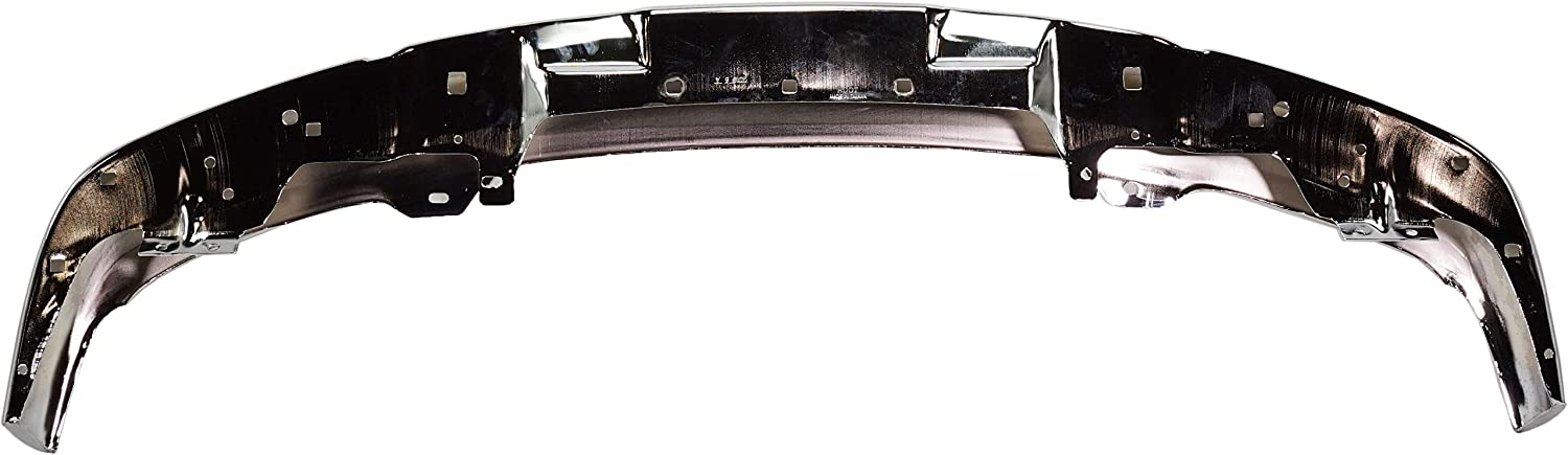 Front Lower Bumper Cover Fits Colorado Canyon i280 W//O Fog Lamp Holes GM1000723