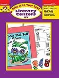 Literacy Centers Grades K-1