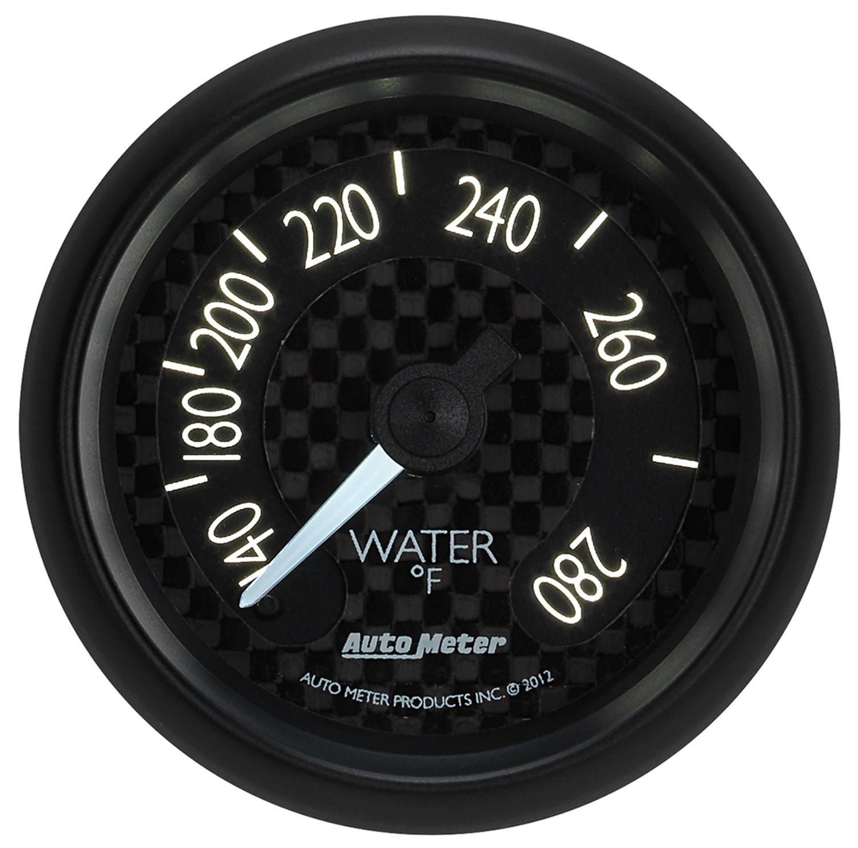 Auto Meter 8031 GT Series Mechanical Water Temperature Gauge by Auto Meter (Image #3)