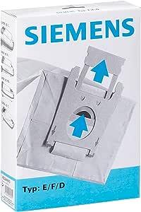 Siemens VZ52AFEFD - Bolsa para aspiradoras de trineo: Amazon.es: Hogar