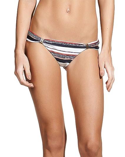 6f62985de8631 Amazon.com  Vix Swimwear Women s Thai Banded Brazilian Bikini Bottom ...