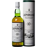 Laphroaig 10 Años Single Malt Escoces Peated Whisky