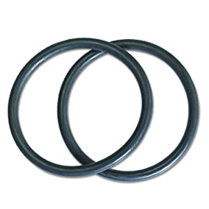 Hoover AH20075 HVRAH20075 Replacement Belt for Guardsman Vacuum Cleaners, 2/Pack (Pack of 2)
