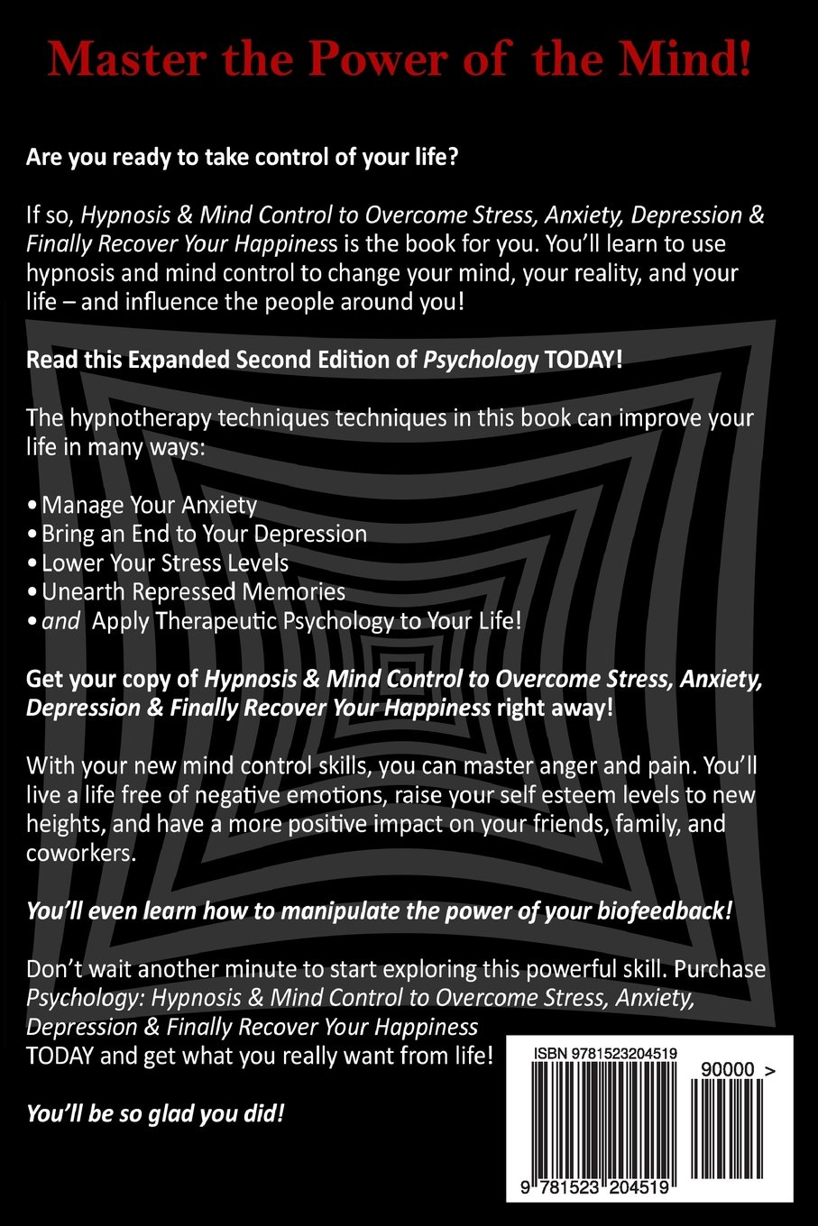 Mind control techniques - Psychology Hypnosis And Mind Control To Overcome Stress Anxiety Depression Positive Thinking Body Language Nlp Mind Reading Cbt Hypnosis Sex