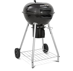 Char-Broil 12301721 Negro - Barbacoa (Negro, Alrededor, 469 mm)