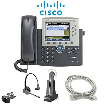 Fabulous Amazon Com Cisco Unified Ip Phone 7975G Extra Cat5 Cables Wireless Wiring Database Obenzyuccorg